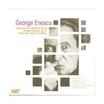 Albany Records - Enescu : Symphonie de chmabre, Quatuor n 2. Hobson