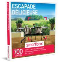 Smartbox - Escapade délicieuse - Coffret Cadeau