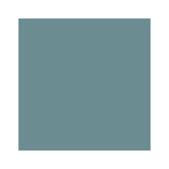 Adzif Biz Rouleau adhésif - Papier peint autocollant Aspect Satiné Turquoise Foncé 30 m x 61,5 cm
