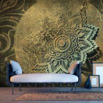 Bimago - A1-3XLFT1028 - Papier peint - Golden Treasure 100x70