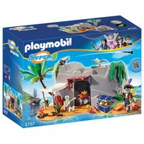 PLAYMOBIL - SUPER 4 - Caverne des pirates - 4797