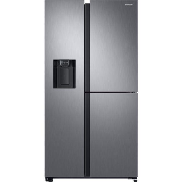Samsung réfrigérateur américain 91cm 604l a++ nofrost inox - rs68n8671s9
