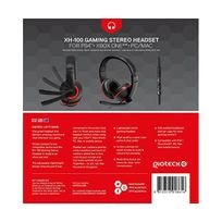 Gioteck - Xh100 Wired Stereo Headset Ps4/Xbox One/PC import anglais