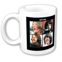"Rock Off - Mug The Beatles ""LET It Be"