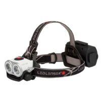 Led Lenser - Pack lampe frontale Xeo 19R blanc + accessoires