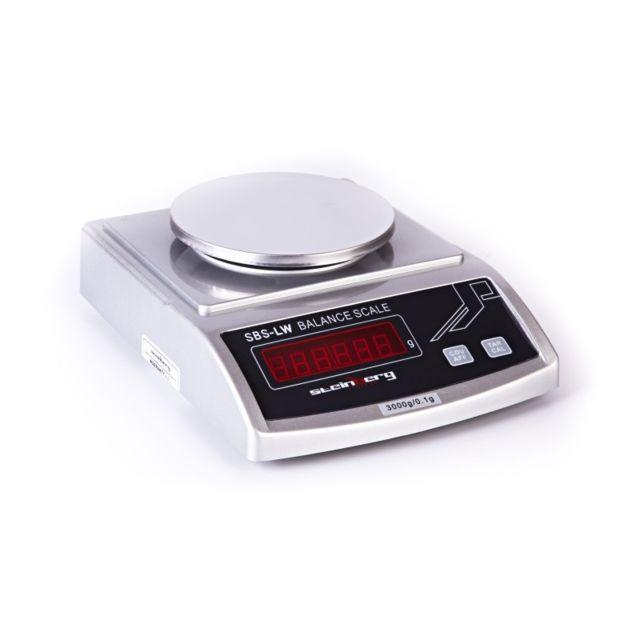 Autre Balance de précision digitale professionnelle cuisine laboratoire 3000g / 0.1g 3414128