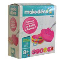 Mako Creations - Moulage en plâtre Mako Déco : Fabrique et décore ta boite à bijoux