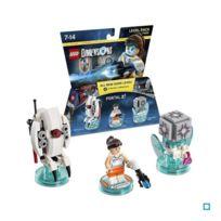 Warner Games - Lego Dimensions - Chell - Portal