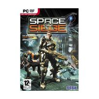 Sega - Space Siege PC, import anglais
