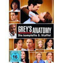 Touchstone - Dvd Grey'S Anatomy - Season 5 7 Dvds, IMPORT Allemand, IMPORT Coffret De 7 Dvd - Edition simple