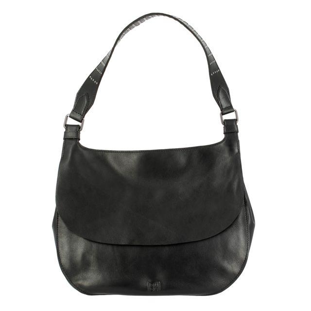 cfeb110d88 Dudu - Dudu Sac pour femme porté Epaule Hivernal en Cuir Véritable sac Hobo souple  avec