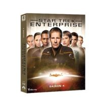 Cbs - Star Trek - Enterprise - Saison 4 blu-ray