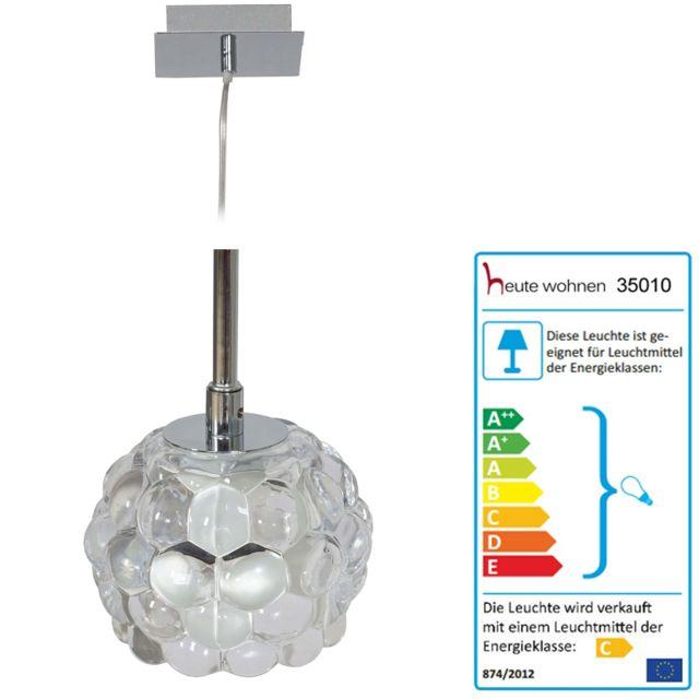 Mendler Lampe suspension, Hw111, 1 flamme