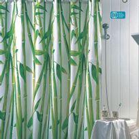 rideau douche bambou - Achat rideau douche bambou pas cher - Rue du ...