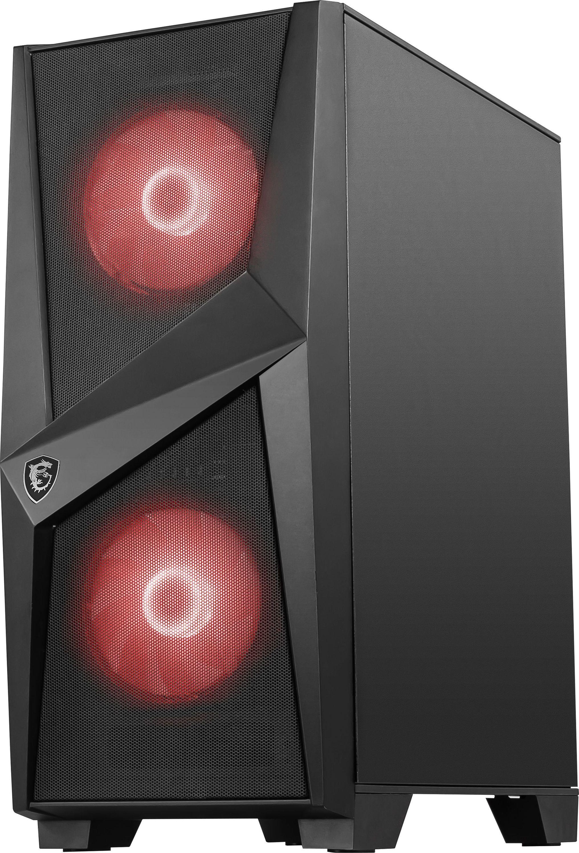MAG FORGE 100M - ATX - RGB - Noir - Avec fenêtre