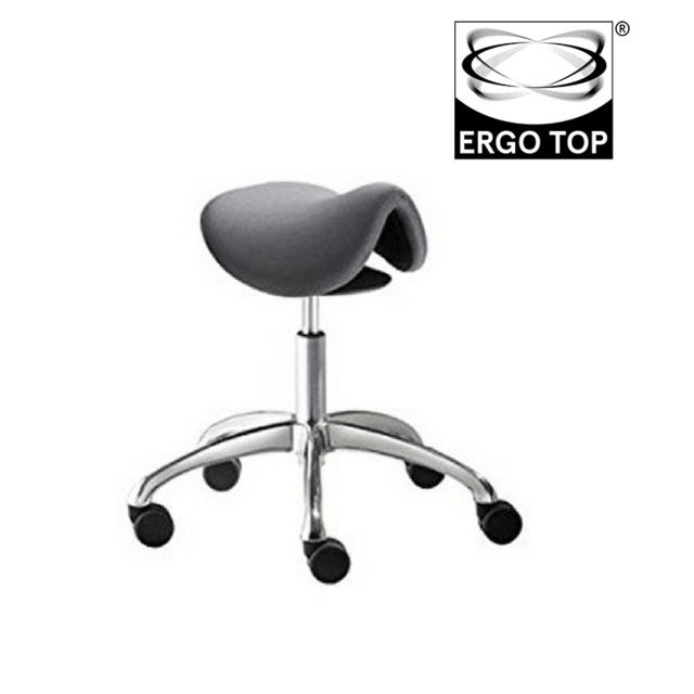 Loffler Siège-selle ergonomique Löffler Rodeo Noir