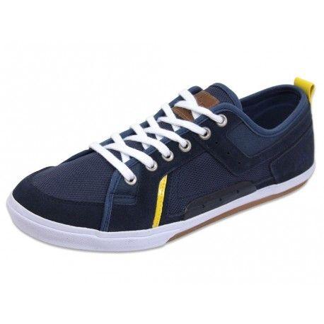 e778174a3d29f Tbs - Mallow Nav - Chaussures Homme - pas cher Achat   Vente Baskets homme  - RueDuCommerce