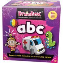Green Board Games - Jeux de société - Brainbox Abc