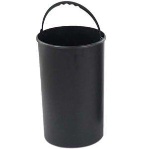 kitchen move seau en plastique pour poubelle automatique 42l 108 noir pas cher achat. Black Bedroom Furniture Sets. Home Design Ideas
