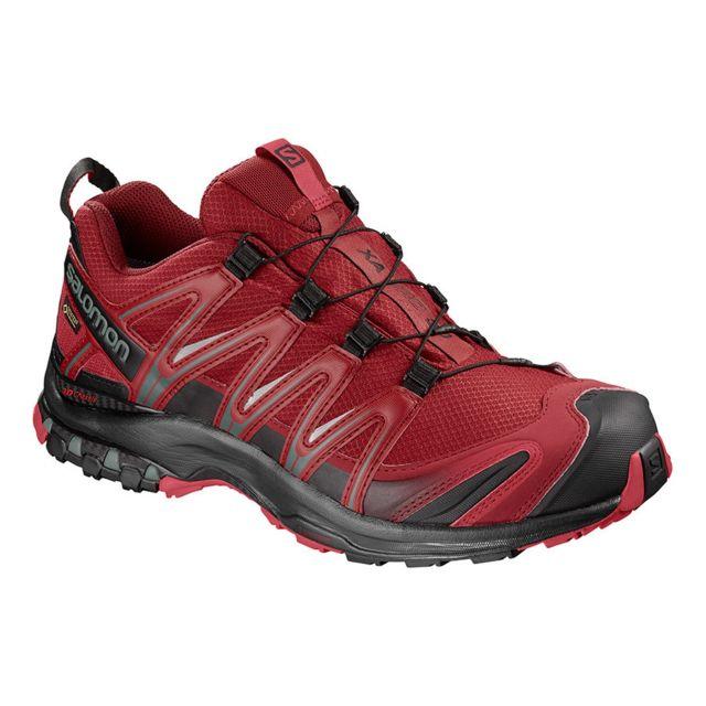 Pro 3d Red Étanche Trail Chaussures Dahlia Xa Gtx 345qLjAR