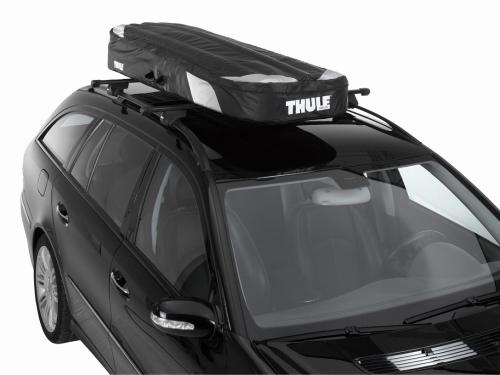 thule coffre de toit pliable ranger 500 260 litres noir pas cher achat vente coffres de. Black Bedroom Furniture Sets. Home Design Ideas