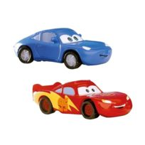 Marque Generique - Décoration Cars pour gâteau en kit. Pvc