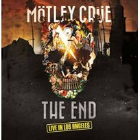 Eagle vision - Mötley Crüe - The End – Live In Los Angeles Vynil Edition Limitée