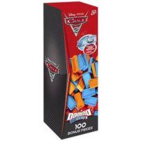 SilverLit - Dominos - Cars 2 : 100 dominos bonus