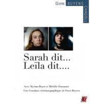 Oeuvre Frans Buyens Lydia Chag - Sarah dit? Leïla dit