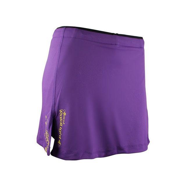 b9294665bf7ec Raidlight - Jupe Short Flower violet - pas cher Achat   Vente ...