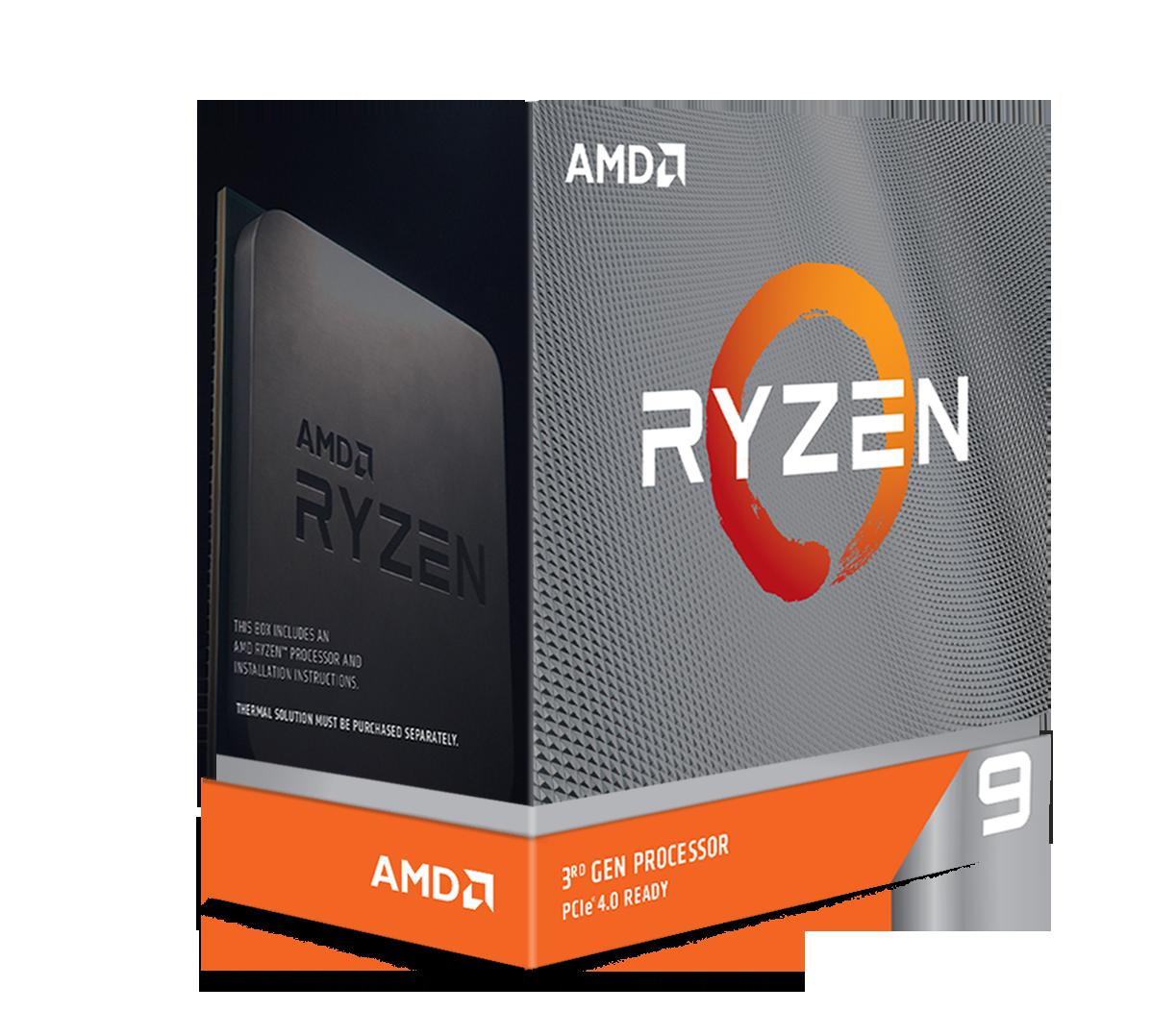 Processeur AMD Ryzen 9 3950X 16 cœurs