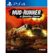 FOCUS HOME INTERACTIVE - PS4 SPINTIRES MUDRUNNER