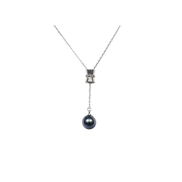collier perle pas cher