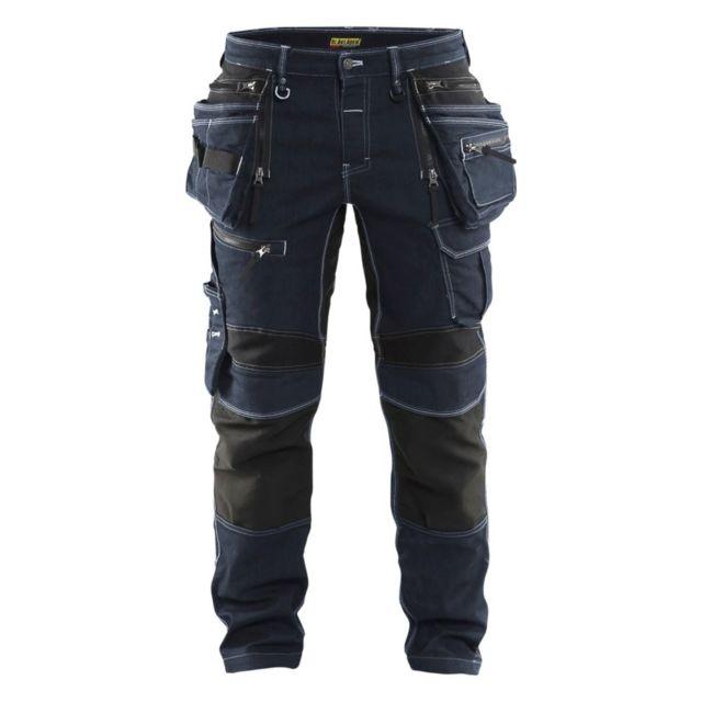 De Pantalon Stretch X1900 Travail Artisan Pas Blaklader Cher UpzVLMGSq