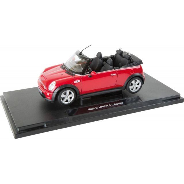 Small Foot Company Voiture miniature Mini Cooper S Cabrio