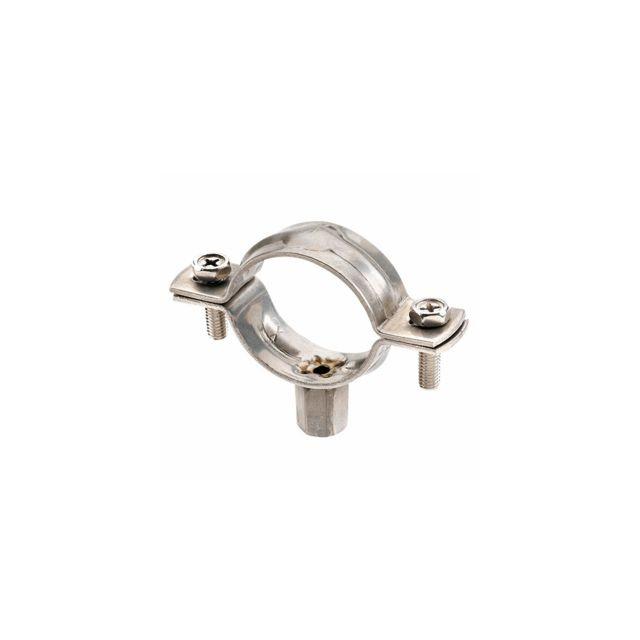 Collier de serrage M-10 en acier galvanis/é pour goutti/ères 87/mm et 100/mm 76 tailles : 60 80