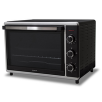 Inventum - four à convection 52 L 2000 W noir Ov525CS