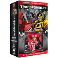 Pschent - Transformers Prime Coffret Edition limitée Dvd