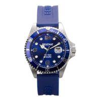 Beuchat - Montres Bleu pour Homme - Beu1950/81