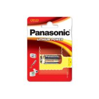 MKT - Pile Panasonic Lithium Power CR123 1 pce