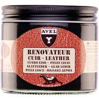 Avel - Rénovateur cuir 250ml Noir