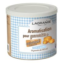 LAGRANGE - pot de 425g arome caramel beurre salé pour yaourtière - 380350