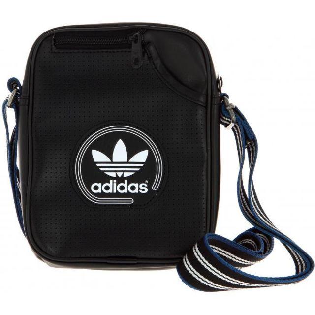 9232a2039a Adidas originals - Sacoche Mini Bag Perf – Bandoulière Réglable Adidas  Maroquinerie