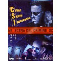 Koch Media Srl - Csi - Crime Scene Investigation Stagione 01 Episodi 13-23 IMPORT Italien, IMPORT Coffret De 3 Dvd - Edition simple