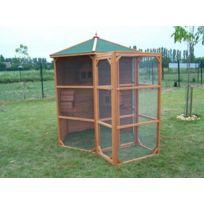 voliere oiseaux achat voliere oiseaux pas cher rue du commerce. Black Bedroom Furniture Sets. Home Design Ideas