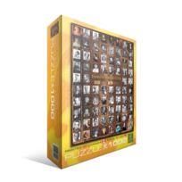 EuroGraphics - Famous Writers 1000 Piece Puzzle