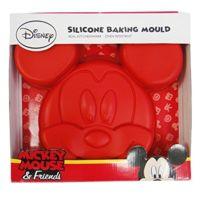 Knorr - Mickey Mouse Silikon Backform Mickey-kopf