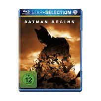 Générique - Bd Batman Begins Blu-ray, Import allemand