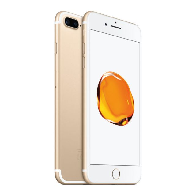 APPLE - iPhone 7 Plus - 32 Go - Or - Reconditionné