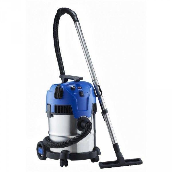 nilfisk aspirateur eau et poussi re multi ii 22 inox achat aspirateur sans sac sup rieur 80db. Black Bedroom Furniture Sets. Home Design Ideas
